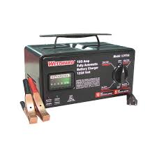 100 Heavy Duty Truck Battery Charger WESTWARD Benchtop Automatic For Voltage