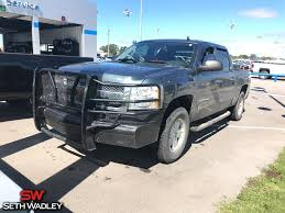Used 2012 Chevy Silverado 1500 LT 4X4 Truck For Sale In Ada OK - JT679A
