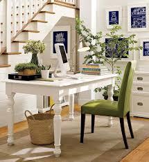pottery barn white office desk