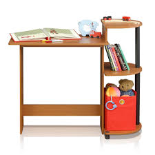 Sauder Computer Desk Cinnamon Cherry Dimensions by Desks Home Office Furniture The Home Depot