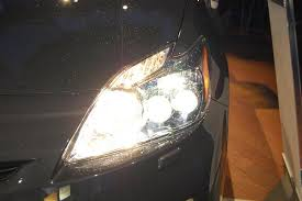 is toyota hiding from prius headlight problem the about cars