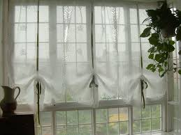 Boscovs Kitchen Curtains by Charming Balloon Shade Curtains And Jessica Voile Sheer Balloon