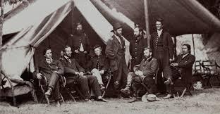 City Point Virginia 1863 Battle At Vicksburg Ulysses S Grant