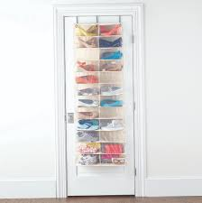 Over The Door Bathroom Organizer Walmart by Over The Door Clear Shoe Organizer Walmart Home Design Ideas