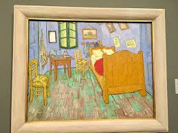 Van Gogh Bedroom in Arles – Project Unit 83