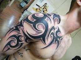 Tribal Tattoos Half Sleeve High Definition 4