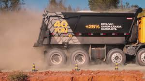 100 Dump Trucks Videos Scania Heavy Tipper For Higher Payloads Scania Group