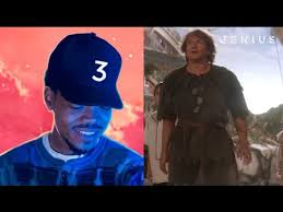 Same Drugs Breaking Down Chance The Rappers Ode To Hook Growing Up Genius
