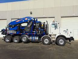 PM Boom Truck Packages - BIK Hydraulics