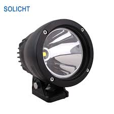 SOLICHT 4.5'' 25W Spot LED Offroad SUV Tractor Truck Work Lights 12V ... 4 Inch 54w Led Flood Beam Car Offroad Truck Work Light Dc 1030v 55 X 34 Mirror Size 24w 1500lm Headlight Led Work Light Atv 4inch 18w Cree Led Spot Bar Pods Lights 4wd New Bucket Boys Electrical Contractors Llc Commander 750 And 1200 Series Federal Signal 4x 4inch 18w Cree Spot Driving Fog Lamp Safego 2pcs Bar Offorad Suv Boat 4x4 4wd 6 Rectangular 2150 Lumens Elite Lot Two Mini 27w 9 Worklights