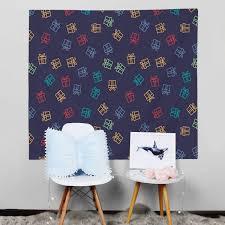 Ruutukaava Wallpaper Marimekko