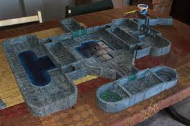 Making 3d Dungeon Tiles by Openforge U2014 Masterwork Tools