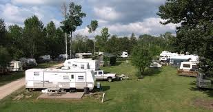 Lake Of The Woods RV Campground At NW Angle