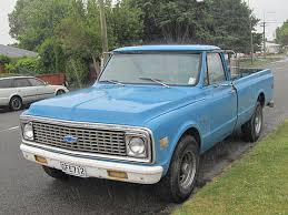 1971 Chevrolet C 20 Custom