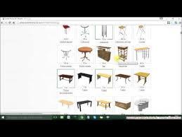 sweet home 3d comment télécharger et importer des meubles ou