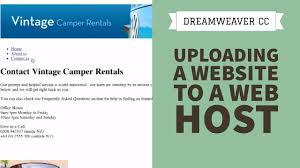 Uploading A Website To A Web Host - Dreamweaver CC Tutorial [14/34 ... 12 Essential Ciderations When Choosing A Website Host Geek Best Cheap Web Hosting What Are The Top Affordable Hosts Memory Stick Meaning And Hosted By Stock Which Do You Need Six Smallbusiness Plans Compared Shared For Wordpress Beginners Guide Searching For The Best Web Host Your Website We Can Help Quick Start Aspnet In Iis Youtube On Google Blog Blogger Ftp Oznorts Design Domains Ssl Certificates Your Mobirise Free Github Pages Forums 397262 Reviews Feb 2018