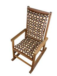 Art Deco Siena Rocking Chair Cushion Indoor/Outdoor - Latex Foam ... Shop Daneen Traditional Indoor Acacia Wood Rocking Chair With Adirondack Natural Teak Outdoor Patio White Fabric Chairs With Regard To Cushion For Aosom Hcom Modern Porch Fniture For Belham Living Windsor 8211 Espresso Ebay Sol 72 Arson Wayfaircouk Gray Cushions Babylo Glider And Acapulco Or Set Of 2 China Walnut Chairsculpted Teak Etsy Sunny Designs Santa Fe Walmartcom Coral Coast Inoutdoor Mission Slat