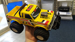 Radio Shack 4x4 Off Roader Toy Grade Conversion