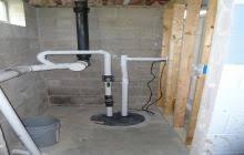 Basement Bathroom Sewage Ejector Pump by Superb Basement Bathroom Ejector Pump Install Basements Ideas