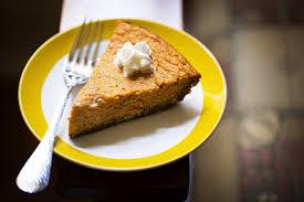 Japanese Pumpkin Pie Recipe by Fluffy Pumpkin Buttermilk Pie The Washington Post