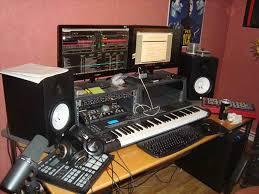 My Mini Home Recording Studio Setup Youtuberhyoutubecom Talent Allinone Usb Vocal Booth Mic Rhpartsexpresscom