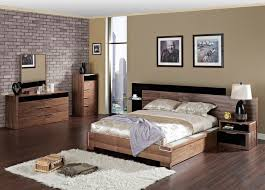 Nice Modern Bed Furniture Sets Best Modern Wood Bedroom Furniture