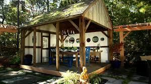 From Old Shed To Outdoor Room Video | HGTV Garden Design With Photos Hgtv Backyard Deck More Beautiful Backyards From Fans Pergolas Hgtv And Patios Old Shed To Outdoor Room Video Brilliant Makeover Yard Crashers Patio Update For Summer Designs Home 245 Best Spaces Images On Pinterest Ideas Dog Friendly Small Landscape Traformations Projects Ideas