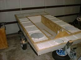 simple diy plwood jon boat
