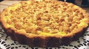 كيكة البودينغ pudding kuchen food desserts pie