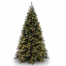National Tree Co 9 Foot Tiffany Fir Pre Lit Christmas