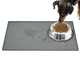 extra large dog food mat 24