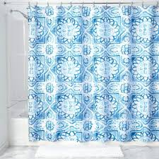 Fabrics For Curtains Uk by Beautiful Fabric Shower Curtains For Bathroom Decoration Ideas