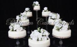 Wedding Cake Stands Picture 8 Tier Cascade Stand Style R800 Ebay 640 X 512