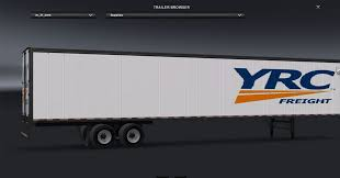 Yrc Freight Trailer Mod - American Truck Simulator Mod | ATS Mod Yrc Freight Co Kingman Arizona Youtube Rollingstock News Us Piggybacks From 2015 Hts Systems Orders Of 110 Units Are Shipped Parcel Delivery Using Freight Selected As Nasstracs National Ltl Carrier The Year Ami Florida Dade County South Beach Hotel Restaurant University Work La Creative Track A Shipment Tracking New Penn Precision Pricing Transport Topics Courier Status All Uncategorized Archives Page 2 Ship1acom About Holland Shipping The Original