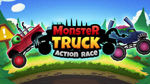 100 Monster Trucks Free Games Download Android Game Action Race