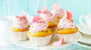 AddThis Lychee And Rose Cupcakes