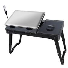 imountek multi functional laptop table laptop desk black