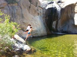 Three Sisters Falls Hike - Cleaveland NF, CA — Backcountrycow ...