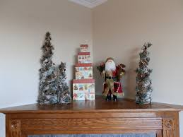 Hobby Lobby Pre Lit Xmas Trees by Prepared Lds Family Corner Fireplace Mantle Decorated For Christmas