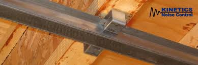 Resilient Channel Ceiling Weight by Isomax Sound Isolation Clips For Walls And Ceilings