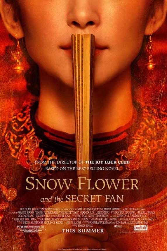 Snow Flower and the Secret Fan-雪花与秘扇