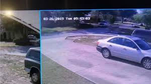 100 26 Truck Video Man Turns Self In For ChainReaction Crash Into Home