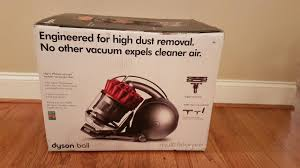 Dyson Dc39 Hardwood Floor Attachment by Dyson Dc39 Multi Floor Red Canister Ebay