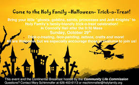 Ver Online Halloween Resurrection Castellano by Holy Family Church U2013 A Welcoming Eucharistic Community