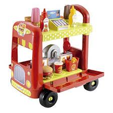 cuisine enfant ecoiffier ecoiffier 1764 jeu d imitation cuisine food truck amazon