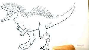 T Rex Dinosaur Coloring Pages New Dinosaur Coloring Pages For
