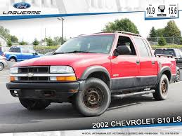 Used 2002 Chevrolet S-10 Ls 4x4 A/c For Sale In Victoriaville ... Top 15 Bike Haulers Of The Past 20 Years Center Tx Used Vehicles For Sale Chevrolet Silverado 2500 Nationwide Autotrader Greens Chevrolet East Moline Ilsuperior Conway Sold 2003 S10 Ls Extended Cab Meticulous Motors Inc Truck Profile Ss Questions What Does An Automatic 43 6cyl Best Pickup Reviews Consumer Reports 2001 Chevy Big Easy Build Dave Smith Specials On Trucks Cars Suvs Chevrolet S Truck Sale At Friedman Bedford And Lgmont Co 80501 Victory Colorado