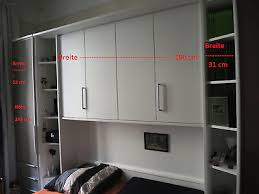 schlafzimmer neuwertig u a begehbarer eckkleiderschrank bettüberbau ebay