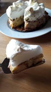 mein rhabarber schicht kuchen mit vanillepudding