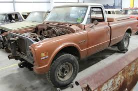1972 Chevrolet Truck Parts